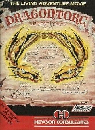 Dragontorc - Image: Dragontorc