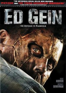 <i>Ed Gein: The Butcher of Plainfield</i> 2007 U.S.-American direct-to-video horror film directed by Michael Feifer