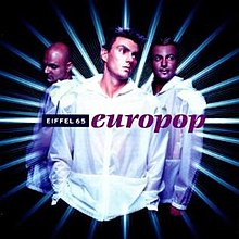 album eiffel 65 europop
