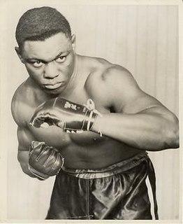 Elmer Ray American boxer