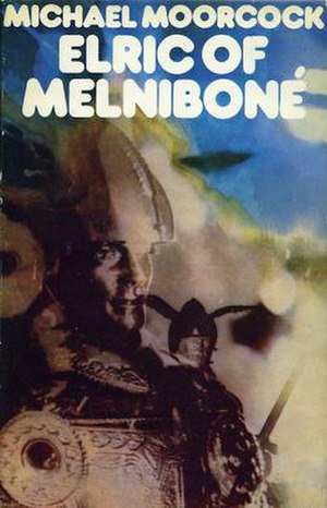 Elric of Melniboné (novel) - First UK edition