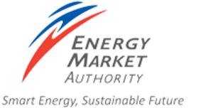 Energy Market Authority - Image: Energy Market Authority (logo)