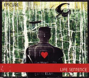 Life Sentence (EP) - Image: Epicure Life Sentence