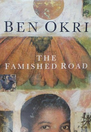 The Famished Road - First edition cover