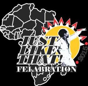 Felabration - Felabration 2015 promotional poster