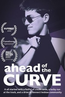 <i>Ahead of the Curve</i> (film) 2020 biographical documentary
