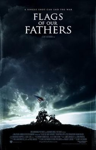 Flags of Our Fathers (film) - Theatrical release poster
