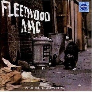 Fleetwood Mac (1968 album) - Image: Fleetwood Mac Fleetwood Mac (1968)