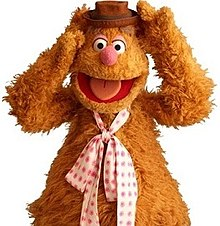 Image result for fozzie bear""