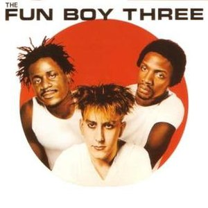 Fun Boy Three (album) - Image: Fun Boy Three album