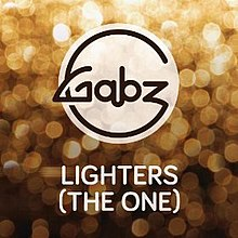 220px Gabz Lighters %28The One%29 Daftar Lagu Barat Terbaru September 2013