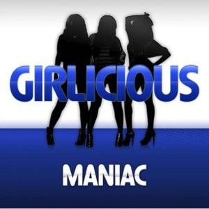 Maniac (Girlicious song) - Image: Girlicious Maniac 298x 298