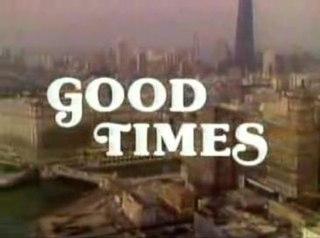 <i>Good Times</i> American television sitcom