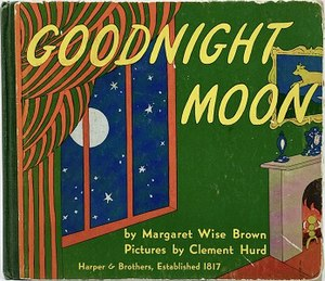Goodnight Moon - Book cover
