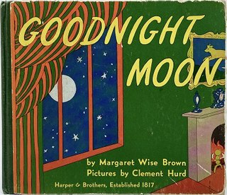<i>Goodnight Moon</i> American childrens picture book, 1947