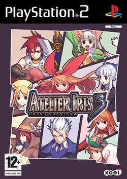 Atelier Iris 3: Grand Fantasm