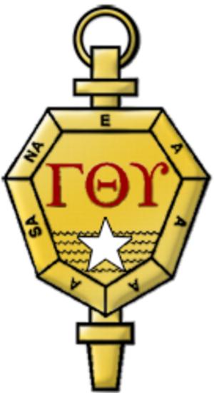 Gamma Theta Upsilon - GTU Key