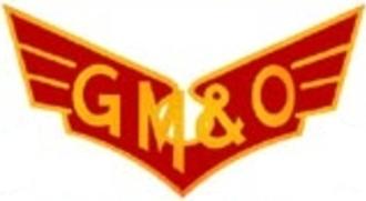 Gulf, Mobile and Ohio Railroad - Image: Gulf Mobile Ohio RR