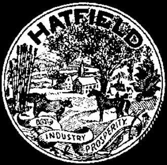 Hatfield, Massachusetts - Image: Hatfield MA seal