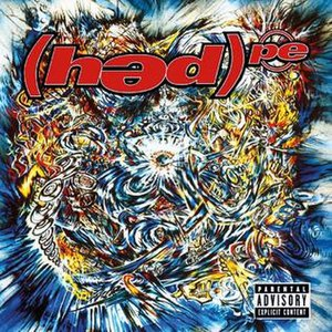 Hed PE (album) - Image: Hed p.e. cover