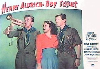 The Aldrich Family - Image: Henry Aldrich Boy Scout (1944 film)