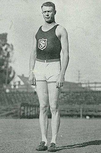 Herschel Curry Smith - USC sprinter Herschel Curry Smith