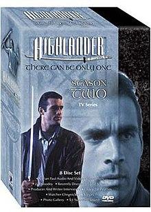 Highlander: The Series (season 2) - Wikipedia