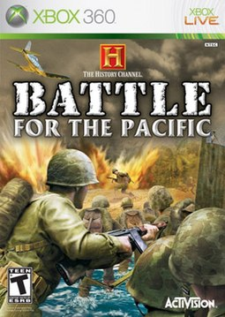 The History Channel: Battle for the Pacific - Wikipedia