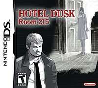 Picture of a game: Hotel Dusk: Room 215