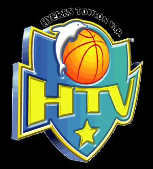 HTV Basket - Image: Hyères Toulon Var Basket logo