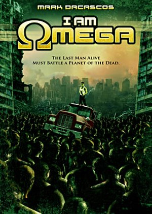 I Am Omega - DVD cover