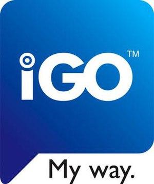 IGO (software) - Image: Igo logo