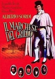Il marchese del Grillo (A. Sordi)