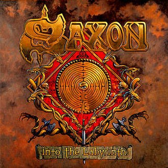 Into the Labyrinth (Saxon album) - Image: Into the Labyrinth (Saxon album)