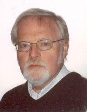 Jack Harte (writer) - Image: Jack Harte photo
