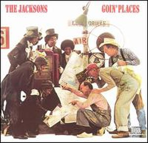 Goin' Places (The Jacksons album) - Image: Jacksons going places