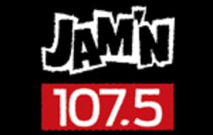 KXJM - Image: Jam'n 107.5 Logo