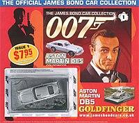 James Bond Car Collection Wikipedia