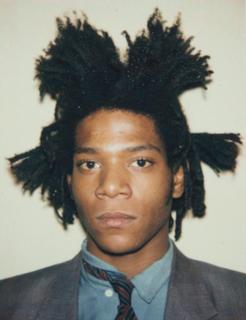 Jean-Michel Basquiat American artist