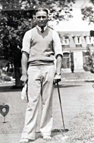 Joe Jemsek - Joe Jemsek in 1936