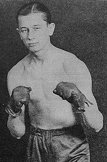 Johnny Jadick American boxer