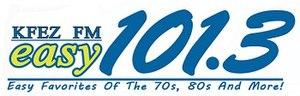 KFEZ - Image: KFEZ station logo