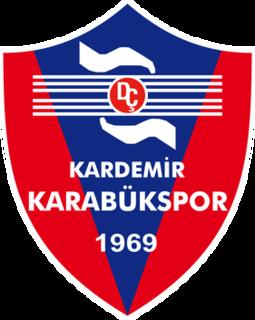 Kardemir Karabükspor sports club in Turkey