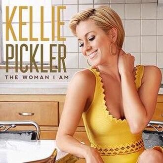 The Woman I Am (Kellie Pickler album) - Image: Kellie Woman I Am Vinyl