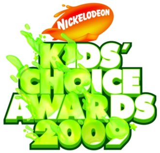 2009 Kids' Choice Awards - Image: Kids Choice Awards 2009