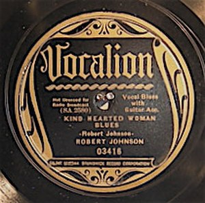 Kind Hearted Woman Blues - Image: Kind Hearted Woman Blues single cover