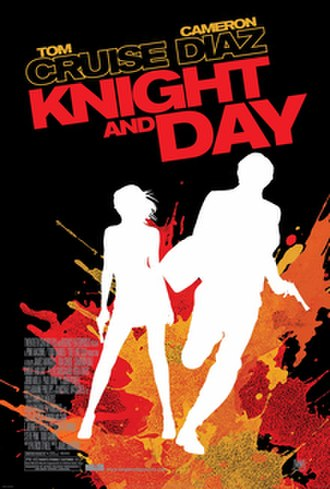 Knight and Day - Theatrical release poster