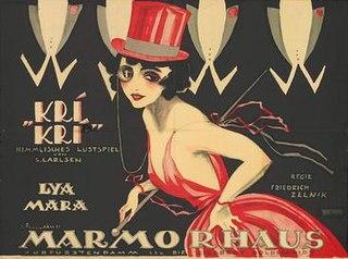 <i>Kri-Kri, the Duchess of Tarabac</i> 1920 film