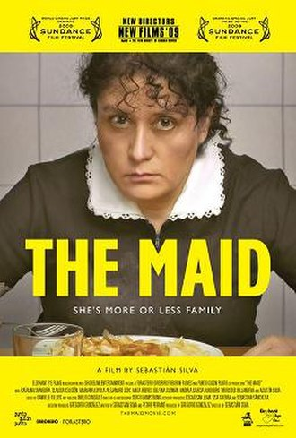 The Maid (2009 film) - Theatrical film poster