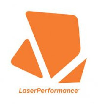 LaserPerformance - Image: Laser Performance Logo